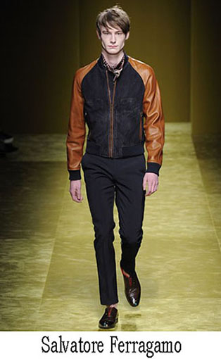 Salvatore Ferragamo Fall Winter 2016 2017 For Men 14