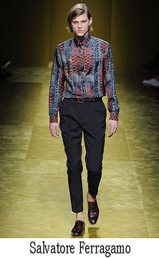 Salvatore Ferragamo Fall Winter 2016 2017 For Men 17