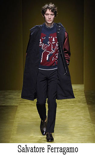 Salvatore Ferragamo Fall Winter 2016 2017 For Men 21