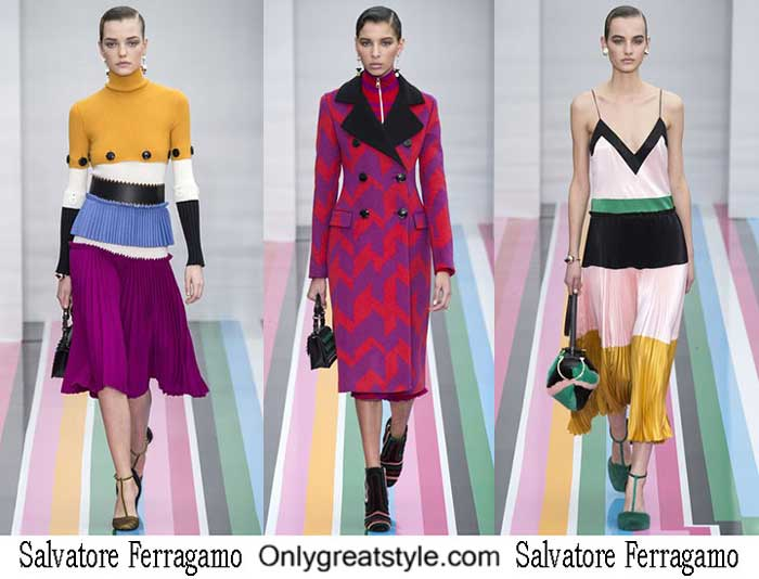 Salvatore Ferragamo Fall Winter 2016 2017 Style Women