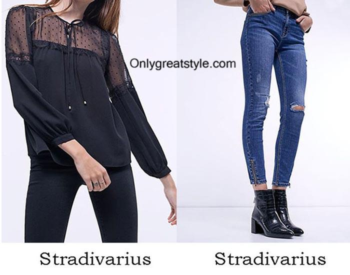 Stradivarius Fall Winter 2016 2017 Fashion For Women