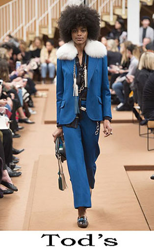 Tod's Fall Winter 2016 2017 Fashion Clothing Women 11
