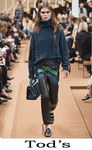 Tod's Fall Winter 2016 2017 Fashion Clothing Women 16