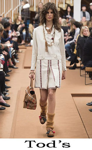 Tod's Fall Winter 2016 2017 Fashion Clothing Women 19