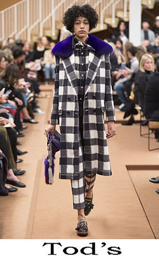 Tod's Fall Winter 2016 2017 Fashion Clothing Women 25