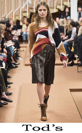Tod's Fall Winter 2016 2017 Fashion Clothing Women 27
