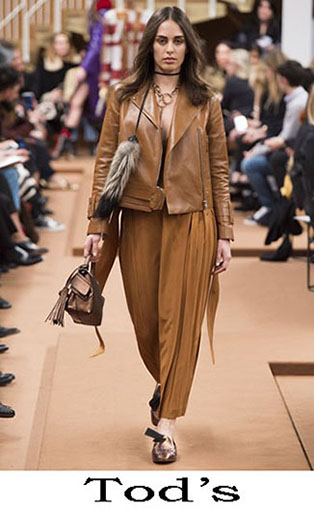 Tod's Fall Winter 2016 2017 Fashion Clothing Women 28