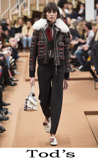 Tod's Fall Winter 2016 2017 Fashion Clothing Women 4