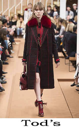 Tod's Fall Winter 2016 2017 Fashion Clothing Women 7