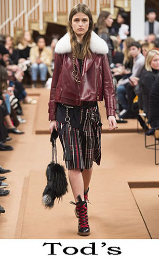 Tod's Fall Winter 2016 2017 Fashion Clothing Women 9