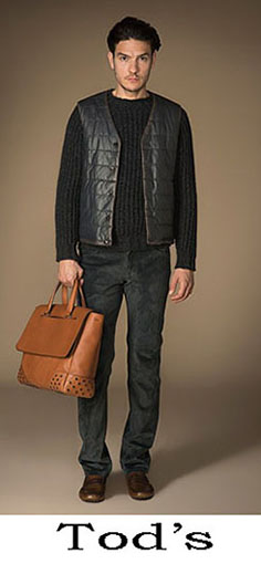 Tod's Fall Winter 2016 2017 Lifestyle For Men Look 12