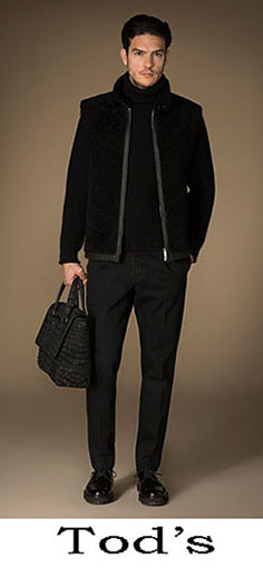 Tod's Fall Winter 2016 2017 Lifestyle For Men Look 18