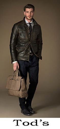 Tod's Fall Winter 2016 2017 Lifestyle For Men Look 2