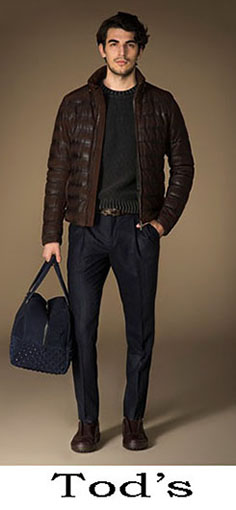 Tod's Fall Winter 2016 2017 Lifestyle For Men Look 9
