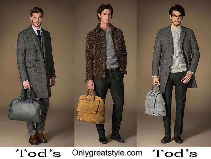 Tod's Fall Winter 2016 2017 Lifestyle For Men