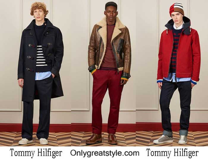 Tommy Hilfiger Fall Winter 2016 2017 Style For Men