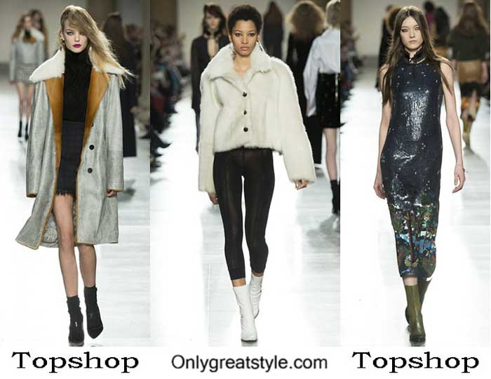 Topshop Fall Winter 2016 2017 Style Brand For Women