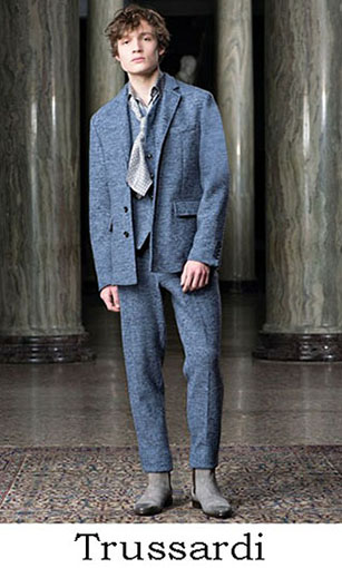 Trussardi Fall Winter 2016 2017 Clothing For Men Look 11
