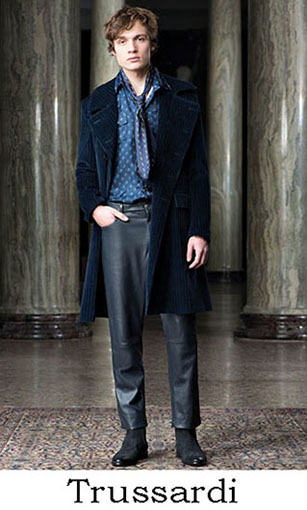 Trussardi Fall Winter 2016 2017 Clothing For Men Look 13