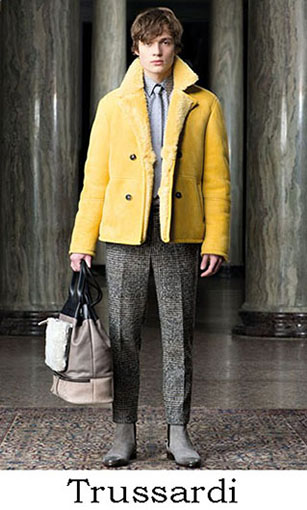 Trussardi Fall Winter 2016 2017 Clothing For Men Look 14