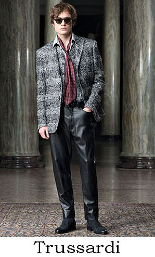 Trussardi Fall Winter 2016 2017 Clothing For Men Look 15