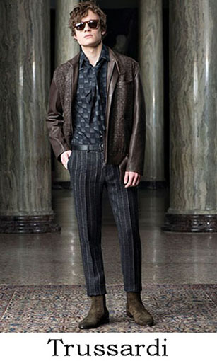 Trussardi Fall Winter 2016 2017 Clothing For Men Look 16