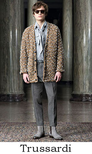 Trussardi Fall Winter 2016 2017 Clothing For Men Look 17