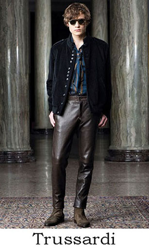 Trussardi Fall Winter 2016 2017 Clothing For Men Look 3