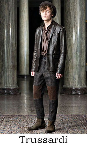 Trussardi Fall Winter 2016 2017 Clothing For Men Look 4