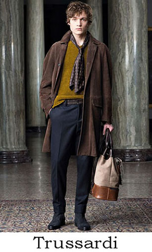 Trussardi Fall Winter 2016 2017 Clothing For Men Look 5