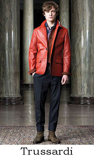 Trussardi Fall Winter 2016 2017 Clothing For Men Look 7