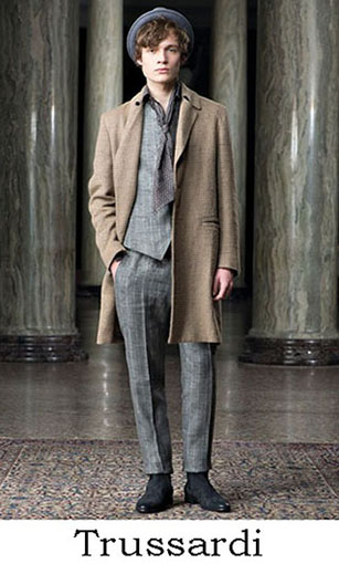 Trussardi Fall Winter 2016 2017 Clothing For Men Look 8