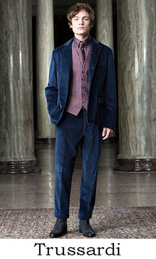 Trussardi Fall Winter 2016 2017 Clothing For Men Look 9