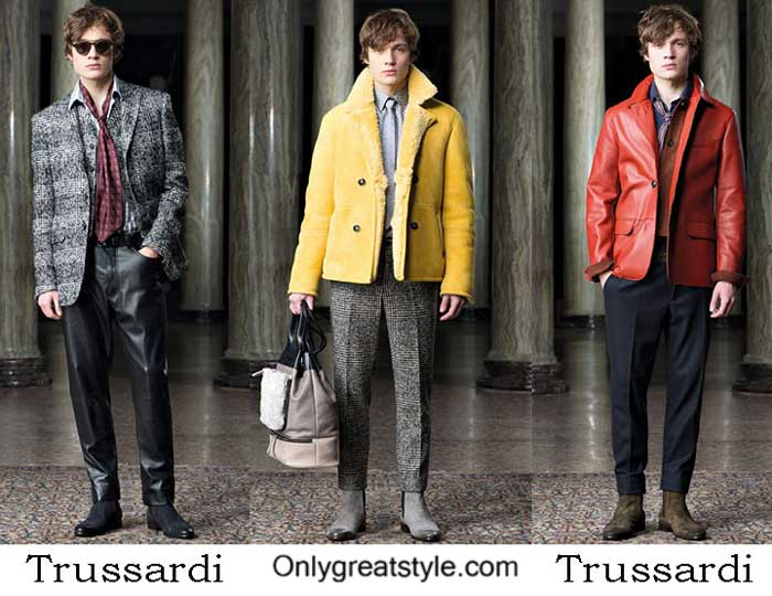 Trussardi Fall Winter 2016 2017 Clothing For Men