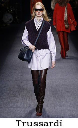 Trussardi Fall Winter 2016 2017 Style Brand For Women 41