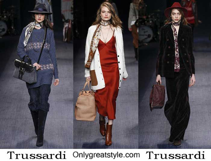 Trussardi Fall Winter 2016 2017 Style Brand For Women