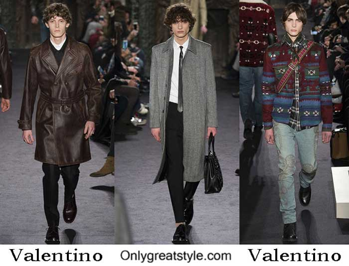 Valentino Fall Winter 2016 2017 Clothing For Men