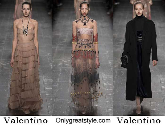 Valentino Fall Winter 2016 2017 Lifestyle For Women