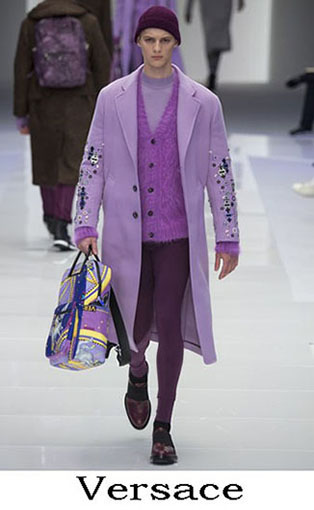 Versace Fall Winter 2016 2017 Style Brand For Men 1