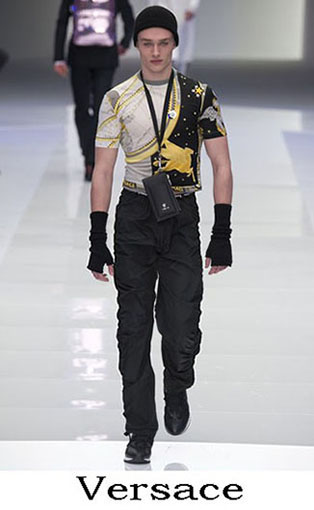 Versace Fall Winter 2016 2017 Style Brand For Men 37