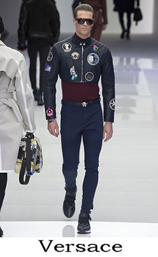 Versace Fall Winter 2016 2017 Style Brand For Men 40