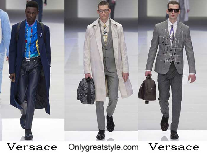 Versace Fall Winter 2016 2017 Style Brand For Men