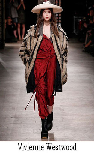 Vivienne Westwood Fall Winter 2016 2017 Fashion Look 10