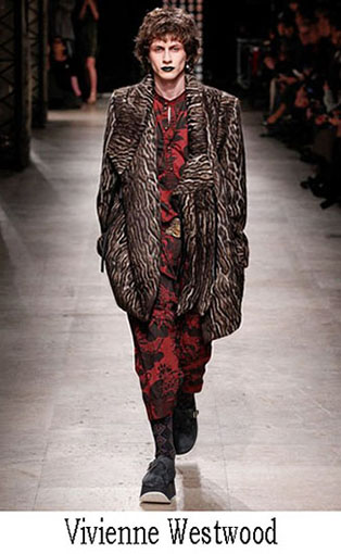 Vivienne Westwood Fall Winter 2016 2017 Fashion Look 11