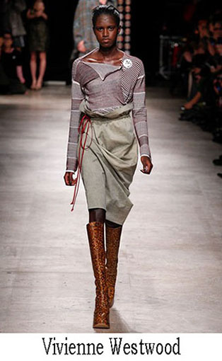 Vivienne Westwood Fall Winter 2016 2017 Fashion Look 13