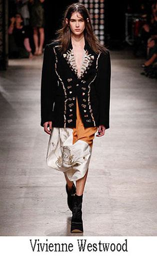 Vivienne Westwood Fall Winter 2016 2017 Fashion Look 26