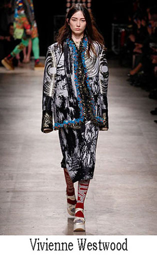 Vivienne Westwood Fall Winter 2016 2017 Fashion Look 27