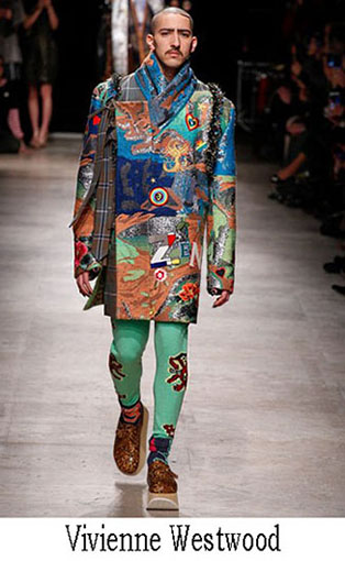Vivienne Westwood Fall Winter 2016 2017 Fashion Look 28