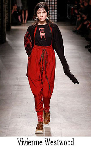 Vivienne Westwood Fall Winter 2016 2017 Fashion Look 3