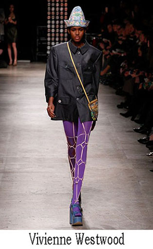 Vivienne Westwood Fall Winter 2016 2017 Fashion Look 30